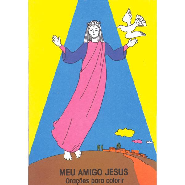 Meu amigo Jesus
