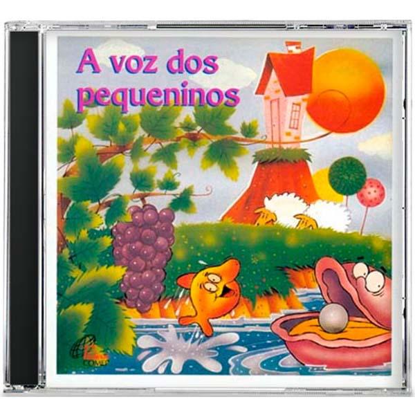 Voz dos pequeninos (A) - Pequenos Cantores de Apucarana