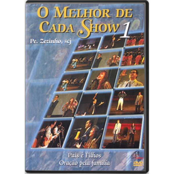 Melhor de cada show 1 (O) - Pe. Zezinho - 90 min.