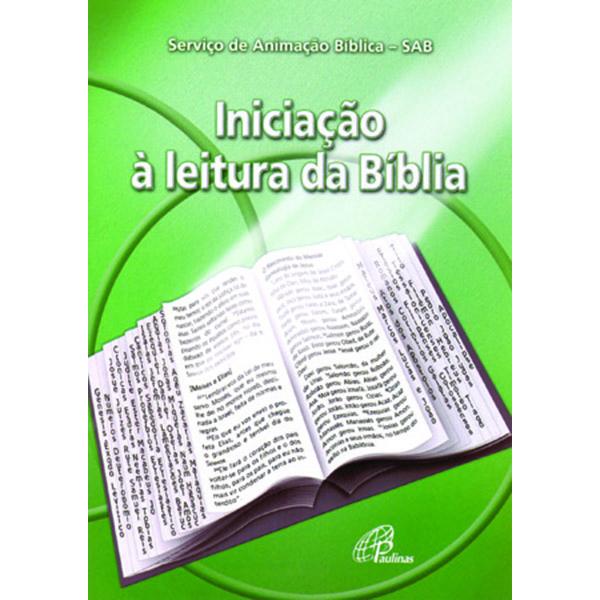 Iniciação à leitura da Bíblia
