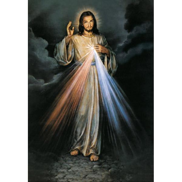 Imagem 07 - Jesus Misericordioso