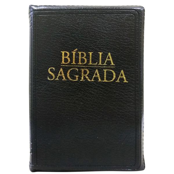 Bíblia Sagrada - Nova tradução na linguagem de hoje (média - zíper preta)