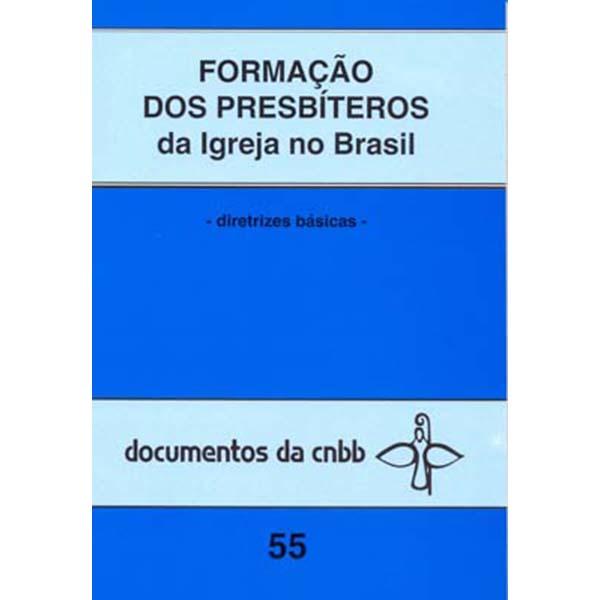 Formação dos presbíteros da  Igreja do Brasil - 55