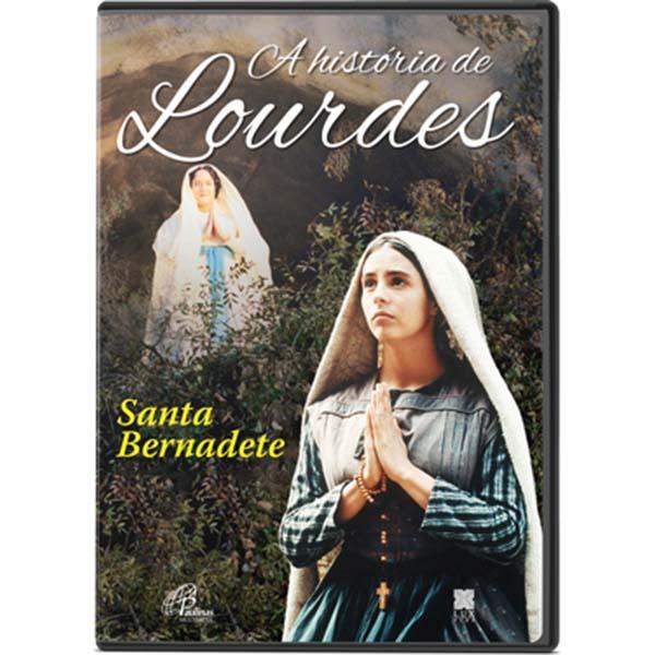 História de Lourdes (A) - Santa Bernadete - DVD duplo 185 min.