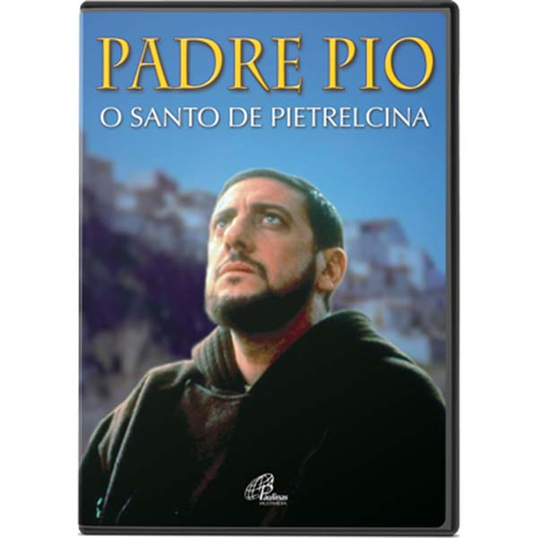 Padre Pio, o santo de Pietrelcina - 200 min. - DVD duplo