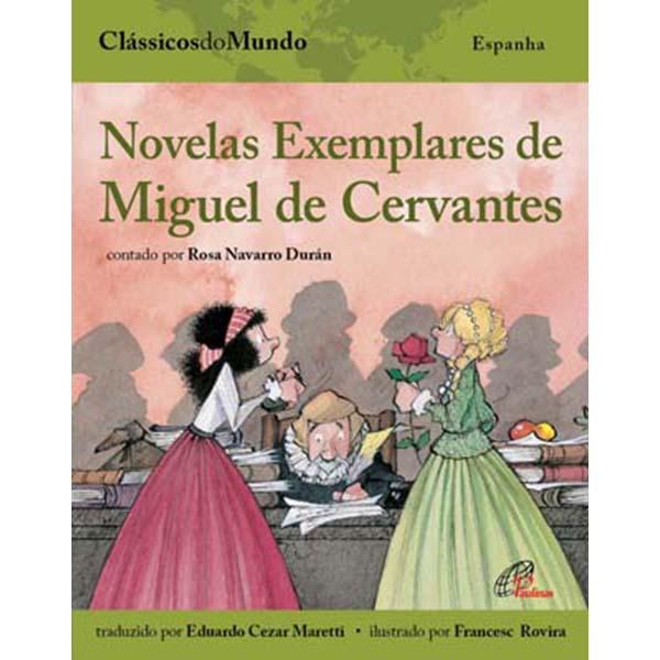 Novelas exemplares de Miguel de Cervantes