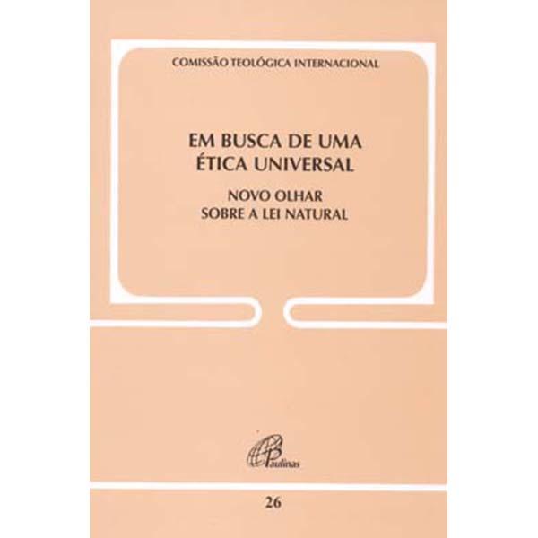 Em busca de uma ética universal - Doc Igreja 26
