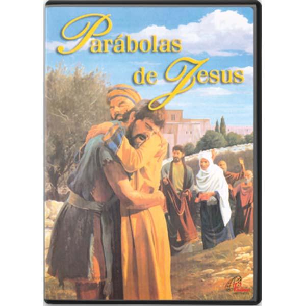 Parábolas de Jesus - 120 min.