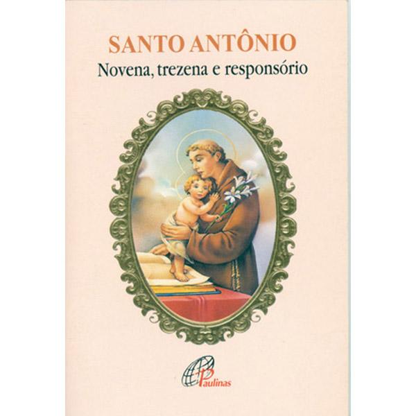 Santo Antônio - novena, trezena e responsório