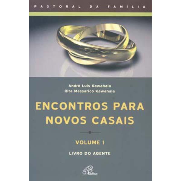 Encontros para novos casais - livro do agente
