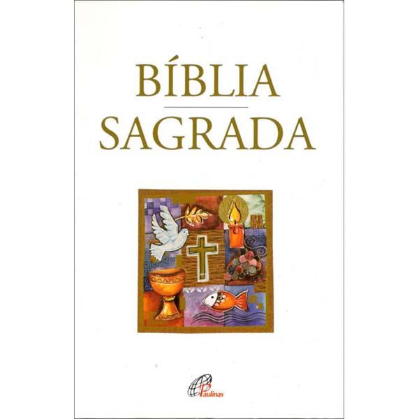 Bíblia Sagrada - Nova tradução na linguagem de hoje (Média/Datas Especiais)