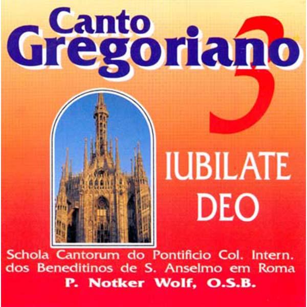 Canto Gregoriano 03 - Schola Cantorum do Pontificio Col. Intern. dos Benedi