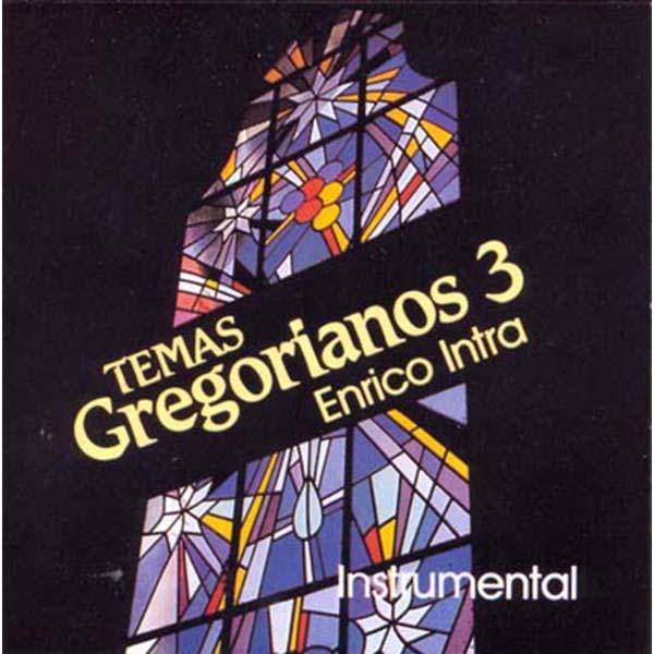 Temas Gregorianos 03 / Instrumental - Enrico Intra